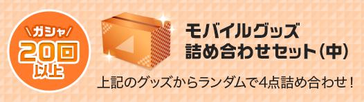 モバイルグッズ詰め合わせセット(中)